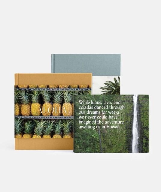 Hardcover Travel Photo Book